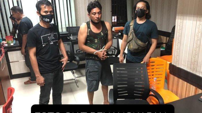Satu Lagi Pelaku Teror Pelemparan Kepala Anjing ke Rumah Jaksa di Riau Diciduk, Ini Tampangnya