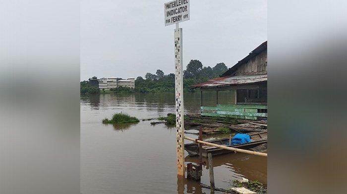 Orang Tua Diminta BPBD Riau untuk Awasi Anak, Intensitas Hujan di Riau Mulai Tinggi
