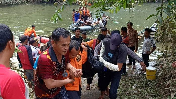 Lewat Teknik Manuver, Nelayan Tenggelam di Kuansing Riau Akhir Ditemukan