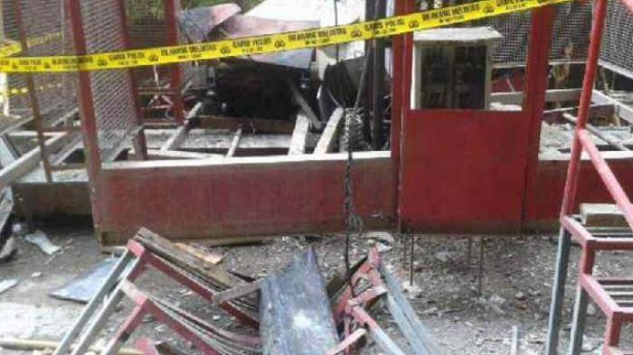 Lift Jatuh di SCBD Senayan, Dua Orang Tewas Mengenaskan