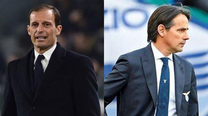 Liga Italia : Update Transfer Pelatih, Allegri Merapat ke Juventus, Simone Inzaghi ke Inter Milan