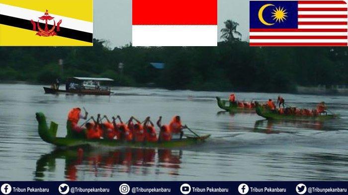 Siak International Serindit Boat Race 2019 Usai, Podsi Kota Bekasi Juara I, Ini Catatan Waktunya