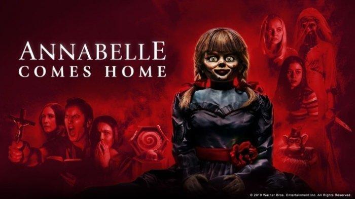 Gudang Movie Full Hd Download Streaming Film Annabelle Comes Home 2019 Full Sub Indo Tribun Pekanbaru