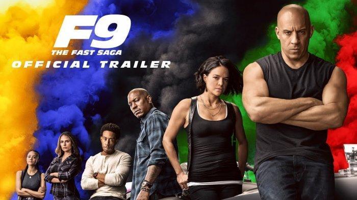 Link Download Film Fast and Furious 9 Full Movie Sudah Beredar, Film F9 Belum Rilis di Indonesia