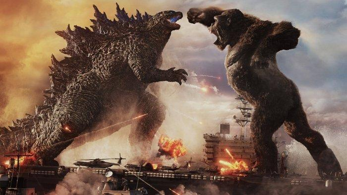 LINK Nonton Film Godzilla Vs Kong Sub Indo 2021, Download Film Godzilla Vs Kong