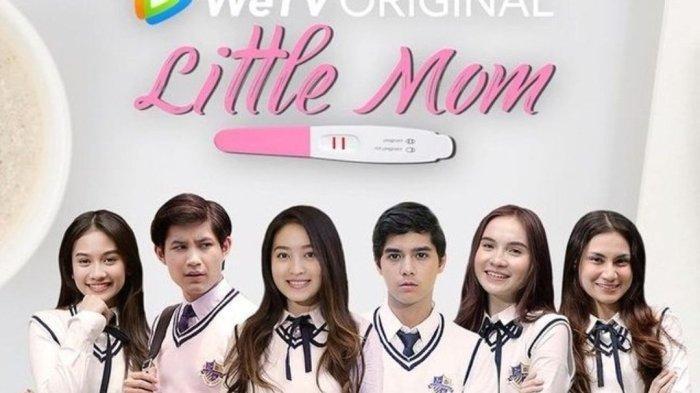 Sinopsis & Link Download Film Little Mom Episode 7, Naura Dihamili Yuda, Kondisinya Makin Pelik