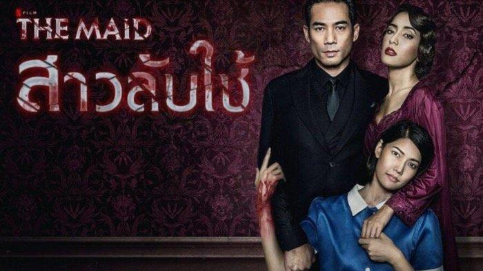 Link Download Film The Maid Sub Indo Full Movie, Segera Unduh Film The Maid Horor Thailand Mencekam
