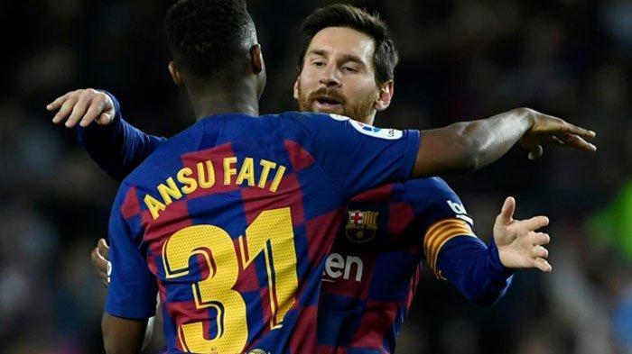 Mau Tahu Gaji Lionel Messi dan Cristiano Ronaldo Sebulan?