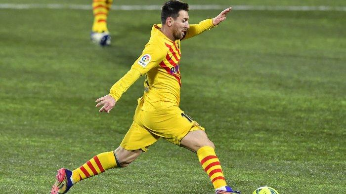 BAHAYA, Barcelona Masih Bertumpu pada Messi, PSG saja Kuat tanpa Neymar, Liga Champions LIVE SCTV