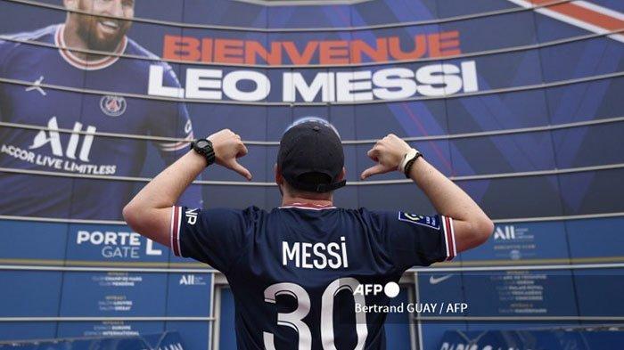 Gara-gara Lionel Messi Pindah dari Barcelona, Pria Ini jadi Kaya Mendadak, Padahal Hanya Lakukan Ini
