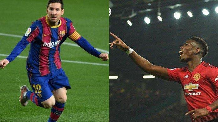 Lionel Messi dan Paul Pogba segera Bergabung, Beginilah Formasi 'Mengerikan' PSG