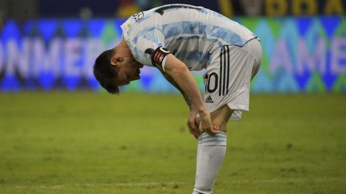 Live Argentina vs Paraguay, Copa Amerika 2021, Upaya Terakhir Lionel Messi Bawa Argentina Juara?