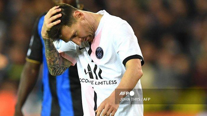 Siaran Langsung PSG vs Angers Mulai Pukul 02.00 WIB, Lionel Messi Siap Balas Kekalahan