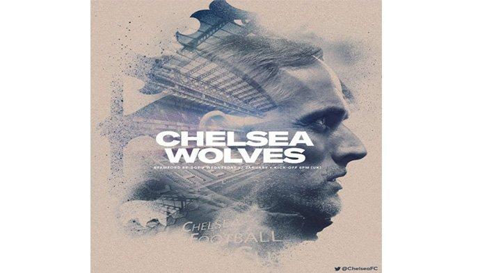 Live Chelsea vs Wolves dini hari nanti jadi laga pembuka bagi juru racik baru The Blues, Thomas Tuchel.