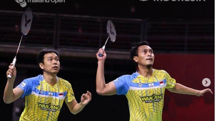 LIVE Final Thailand Open 2021 Siang Ini, Greysia/Apriyani, Praveen.Melati,
