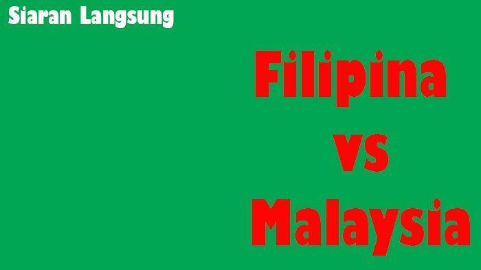 Hasil Timnas U23 Filipina vs Malaysia, Kalah 1-0 Malaysia Terancam Tak Lanjut di SEA Games 2019
