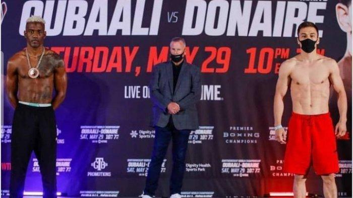 Tinju Dunia Live TV One Pagi Ini: Perebutan Gelar WBC dan IBF Eliminator