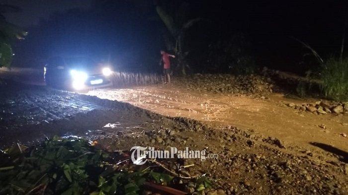 Ini Sejumlah Wilayah di Padang yang Terdampak Bencana, Banjir hingga Pohon Tumbang