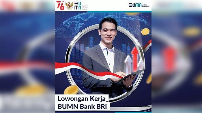 Lowongan Kerja Bank BUMN BRI Group, Lowongan Kerja Staf untuk Lulusan S1-S2