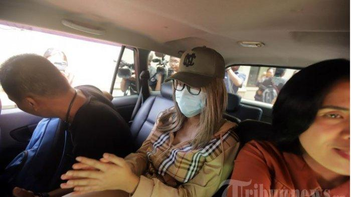 Abash, Kekasih Lucinta Luna Ternyata Perempuan, Jenis Kelaminnya Diungkap Polisi