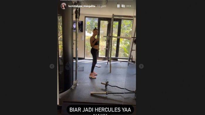 Gelar Pemotretan Bareng Ayah Calon Bayinya di Bali, Lucinta Luna Makin Rajin Pamer Perut Buncit