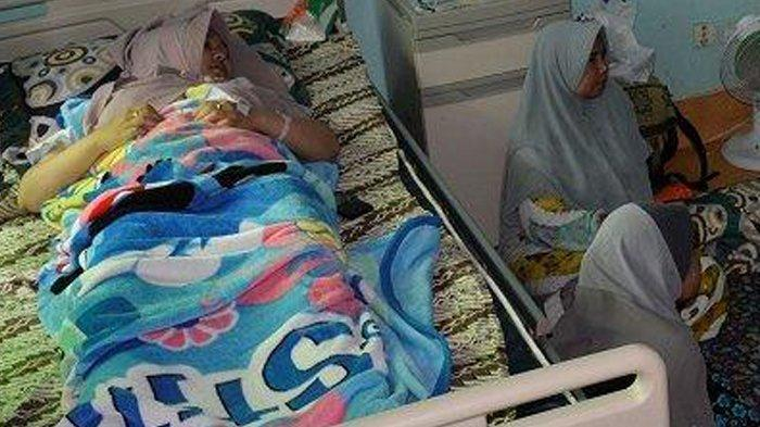 Lumpuh Usai Disuntik Vaksin Covid-19, Mahasiswi Aceh Kini Dirawat di Rumah Sakit, Ini Kronologinya