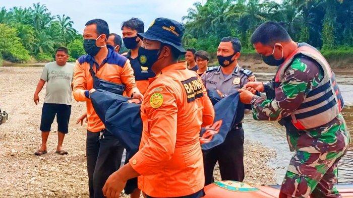 Jasad Hanyut hingga ke Muara,Bocah Terseret Arus Sungai Batang Lubuh Ditemukan Sehari Usai Tenggelam