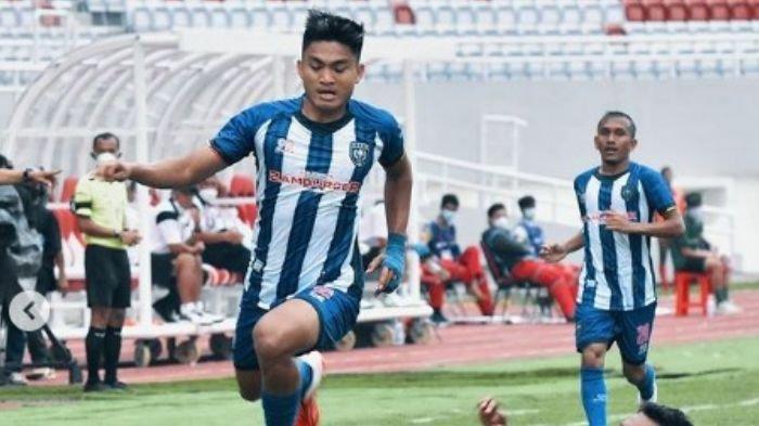 Sosok Pemain Anyar PSPS Riau, Muhammad Sanjaya, Siap Cetak Gol ke Gawang KS Tiga Naga