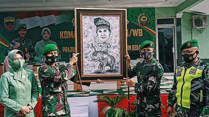 Lama Berencana, Danrem 031/Wirabima Baru Bisa Kunjungi Inhil, Apa Pesannya pada Prajurit TNI?