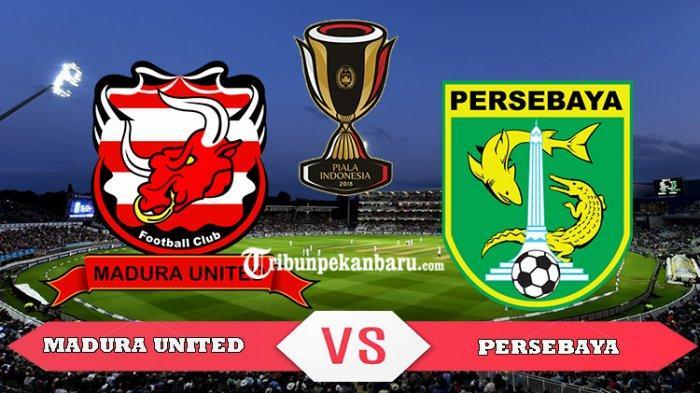 BREAKING NEWS: Gara-gara Real Count Pemilu, Babak 8 Besar Persebaya Vs Madura United Harus Mundur