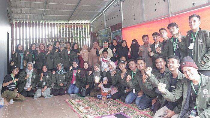 Mahasiswa KKN UMRI Gelar Acara Sosialisasi Pengembangan Usaha UMKM di Kelurahan Bencah Lesung