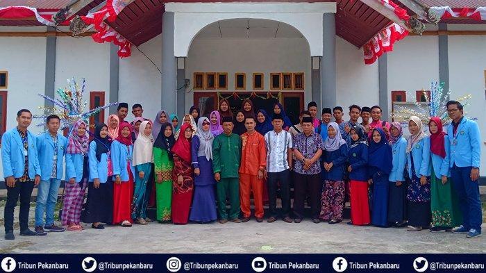 Mahasiswa Kukerta Universitas Riau Bangkitkan Generasi Milenial yang Cinta Islam