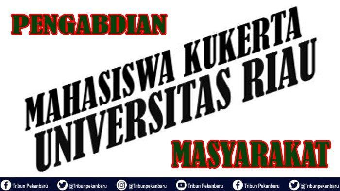Memasuki New Normal, Mahasiswa Kukerta Universitas Riau dan IAIN Bukittinggi Laksanakan Sosialisasi