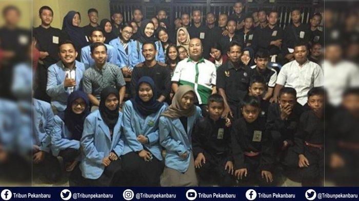 Mahasiswa Kukerta UNRI di Sako Margasari Gelar Penyuluhan Bahaya Narkoba & Penyakit Menular Seksual
