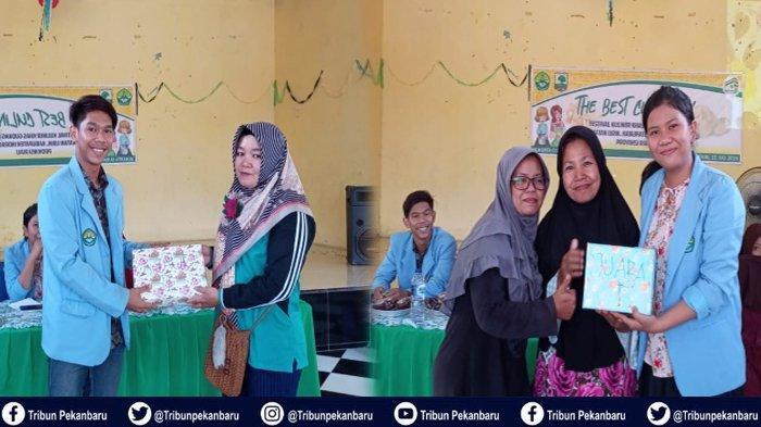 Mahasiswa Kukerta UNRI-UNAND Gelar Festival dan Pelatihan untuk Tingkatkan Minat dan Bakat Warga