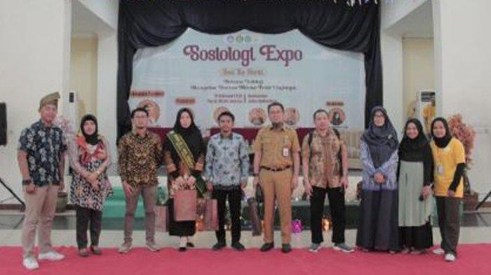 Mahasiswa FISIP UNRI Gelar Sosiologi Expo Bertema HEAL THE WORLD