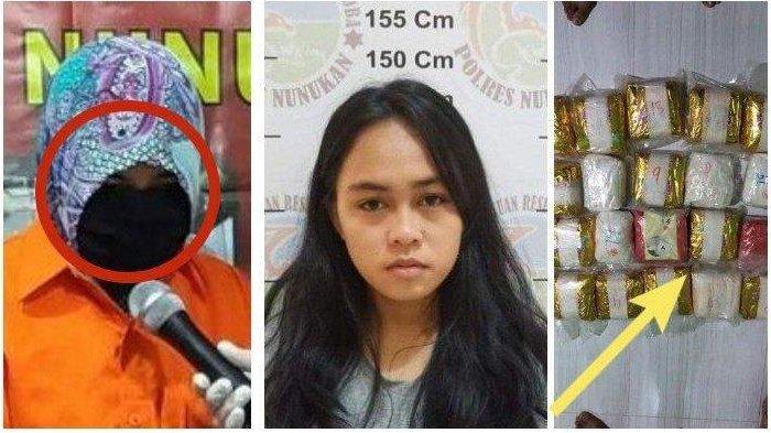 Ketagihan Dibayar Rp 20 Juta, Pekerjaan Haram Mahasiswi Cantik Ini Terhenti Saat Dibekuk Polisi