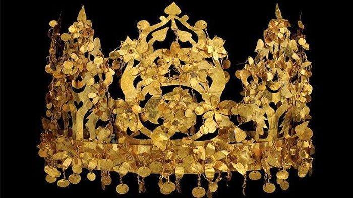 Penampakan Emas Baktria, Emas Kuno Berjumlah 22 Ribu Keping yang Diburu Taliban