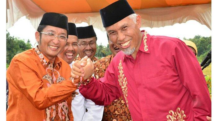 Pleno KPU Padang: Mahyeldi-Hendri Menangkan Pilkada Padang 62,92 Persen Suara. Ini Dia Rinciannya