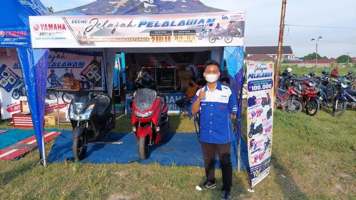 Yamaha Alfa Scorpii Gelar Pameran Jelajah Pelalawan, Banyak Promo dan Hadiah