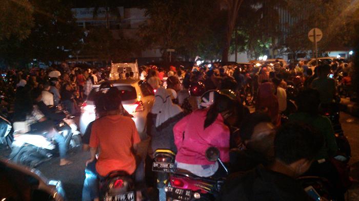 Satlantas Polresta Pekanbaru Imbau Masyarakat Tidak Konvoi Malam Takbiran