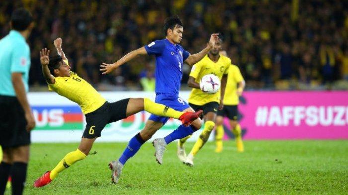 Malaysia ke Final Piala AFF Suzuki Cup 2018 Usai Tahan Imbang Thailand