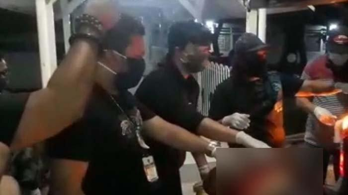 Dua Maling Bagak Tewas Ditembak,Sempat Todong Pistol dan Sabetkan Parang ke Polisi Saat akan Dibekuk