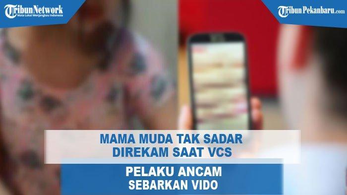 Mama Muda Terpesona Brondong Hingga Rela Video Call Perlihatkan Bagian Intimnya