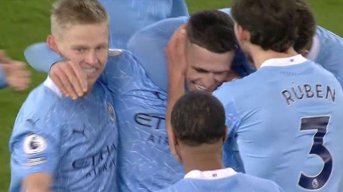 Fulham vs Manchester City : Live Streaming Mulai Pukul 03.00 WIB, Saatnya The Citizens Juara