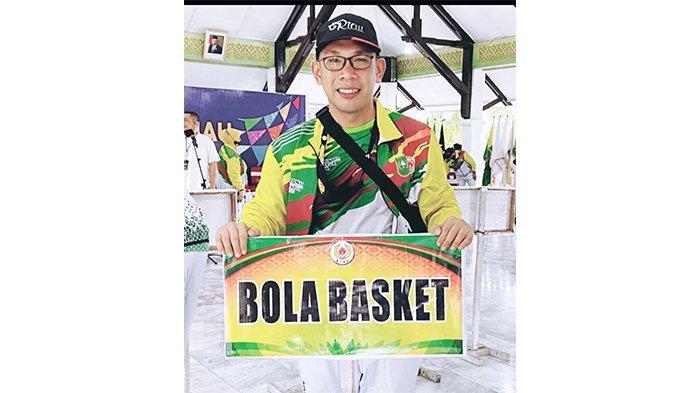 Menuju PON Papua 2021, Atlet Basket 3x3 Riau Optimis Raih Medali untuk Bumi Melayu