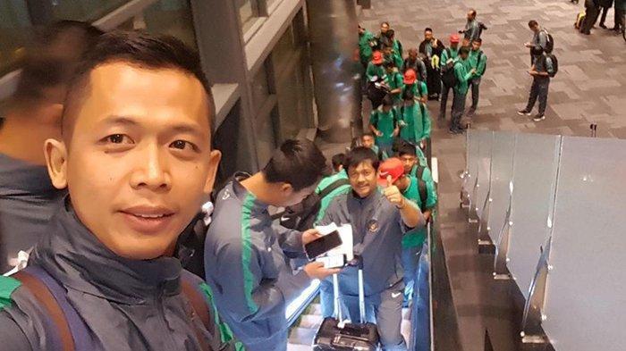 BOLA LOKAL:KS Tiga Naga Riau Gelar Latihan Perdana Jelang Liga 2 Musim 2020, Ada Eks Pemain PSPS