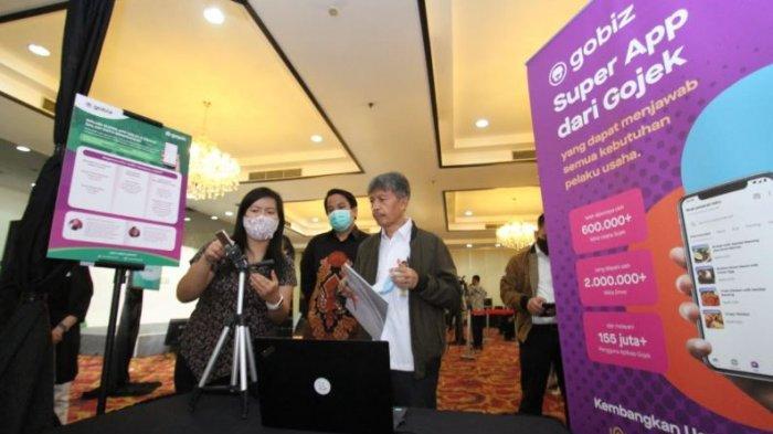 Gojek Dukung UMKM 'Naik Kelas' Lewat Go Digital