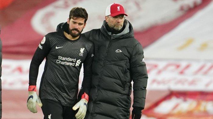 Kalah dari Everton, Anfiel Tak Lagi ANGKER: Liverpool Masuki Era Terkelam, Nasib Klopp?