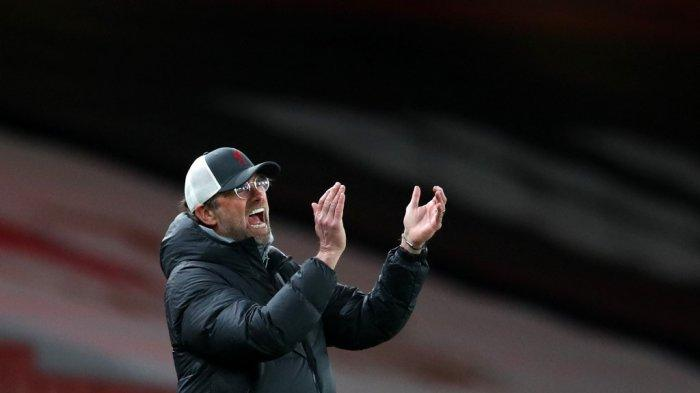 Live Streaming Real Madrid vs Liverpool Dini Hari Nanti Liga Champions, Jurgen Klopp Ramu Strategi